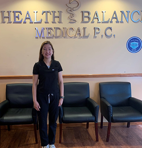 Dr. Annabelle Tungcab